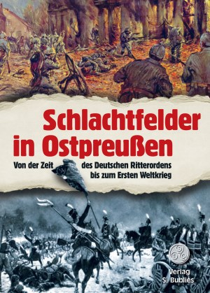 Schlachtfelder in Ostpreußen. Buch
