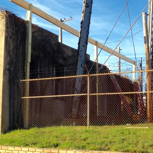 Firestation Canopy Supports 20Nov2015
