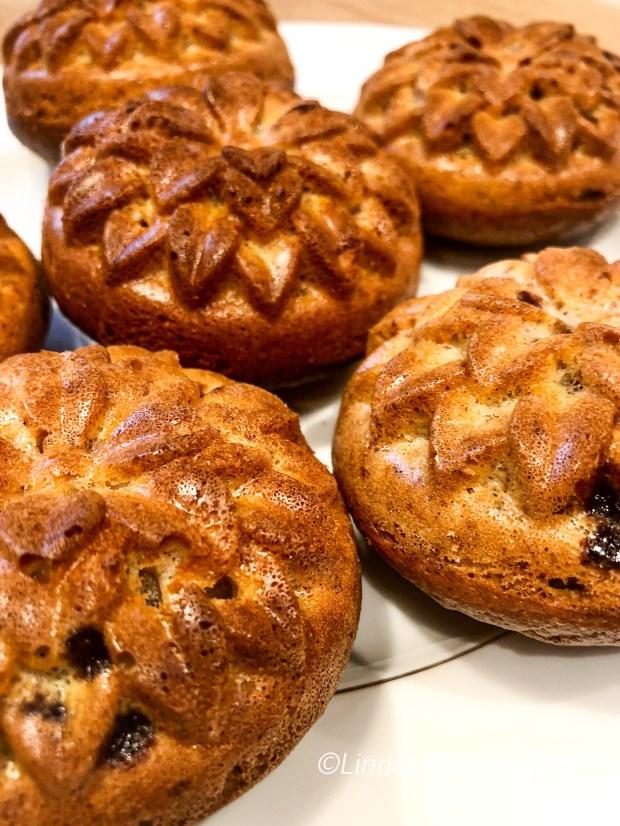 Erdnuss-Muffins Thermomix-Blog