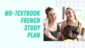 Intermediate French Study Plan