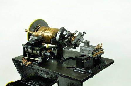 Hall Rose Engine 2