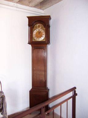 Shott Clock at Monticello