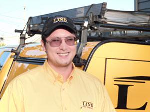 Justin Oreskovich, Pest Control Operator Specialist