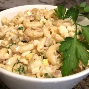 Team Lind's Summer Macaroni Salad recipe
