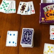 Stay at Home Time with Five Crown card game