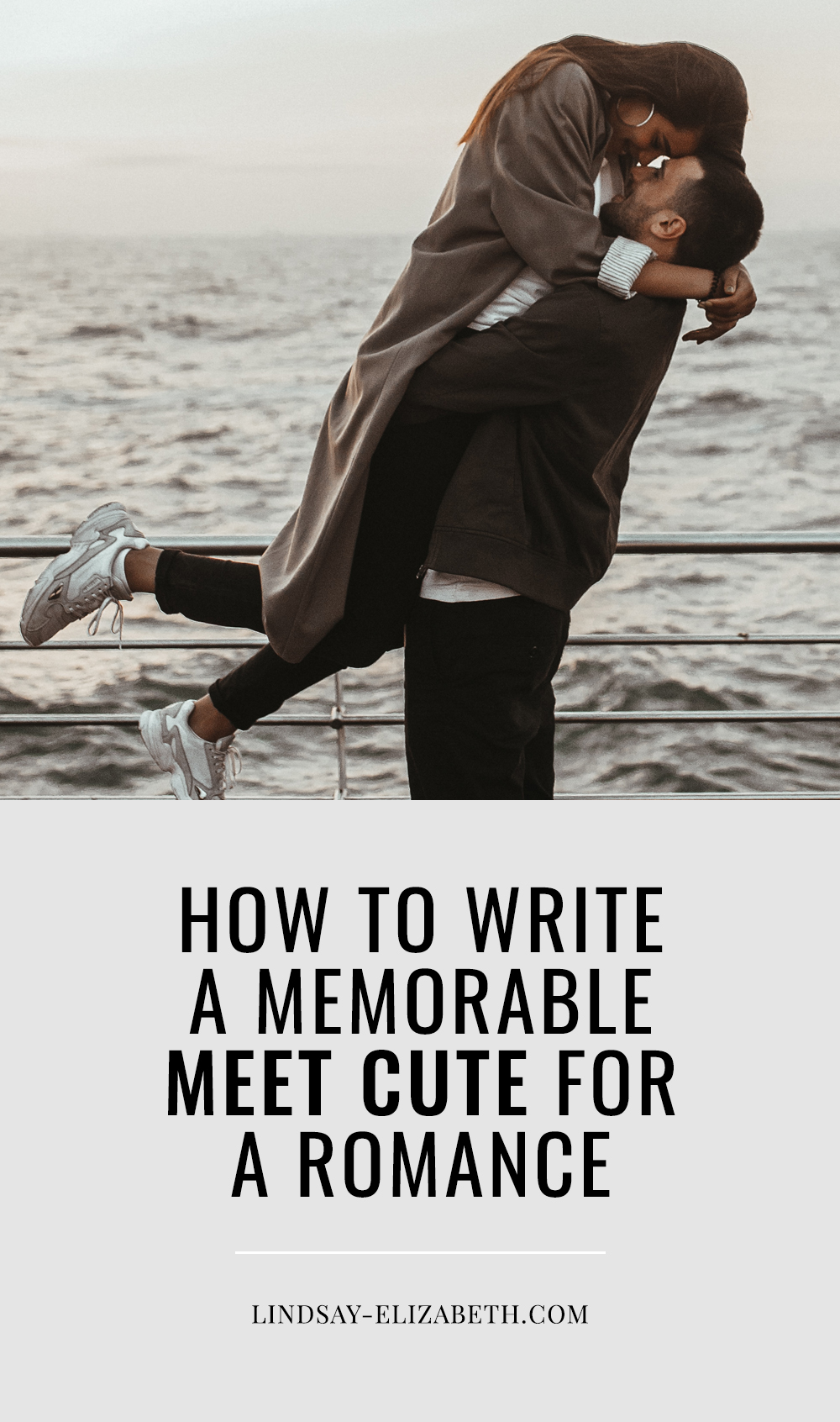 """It's the moment we all look forward to in a love story: when the lovers first meet. In Hollywood, it's called the """"meet cute."""" If it falls flat, there's a good chance your readers will emotionally checkout. Here are some tips on how to write a meet cute for a romance that will pull readers in and set them up to fall in love with the pairing. #writingtips #writingadvice #romancenovels #lovestories #writers #authors"""