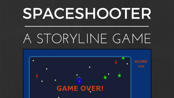 spaceshooter banner