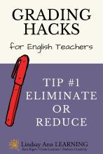 Grading Hacks: Eliminate Non-Essentials