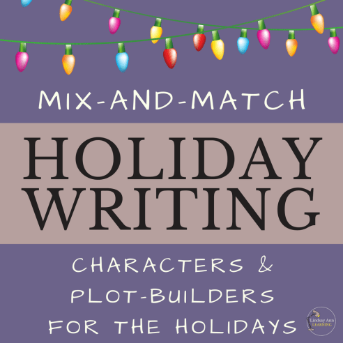 Holiday Writing Activity for Secondary ELA Students