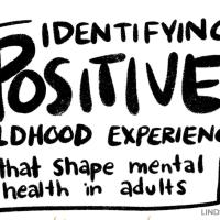 7 Positive Childhood Experiences (PCE's) that Shape Adult Health and Resiliency - Illustrated