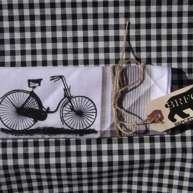 Handkerchief Bike