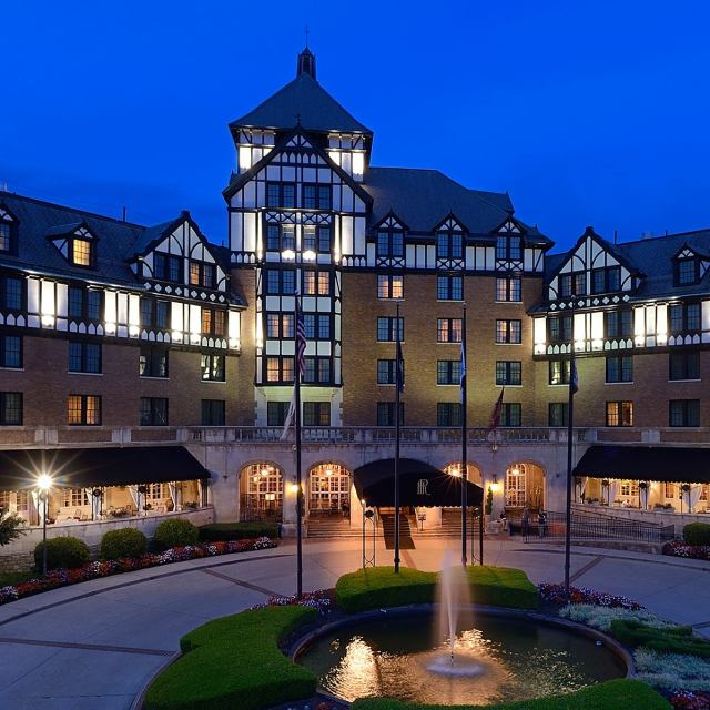 Lasting grandeur at the Hotel Roanoke