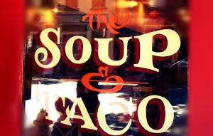 Yummy snack at Soup and Taco, #FXBG