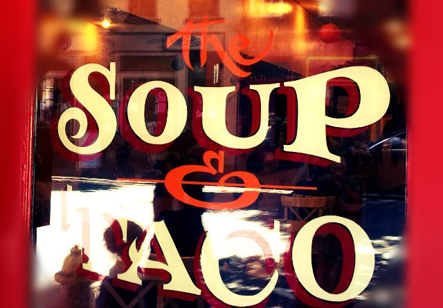 The Soup & Taco Etc., Fredericksburg