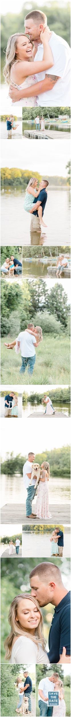 Gifford Pinchot State Park Engagement