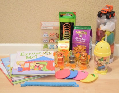 Easter Basket Items