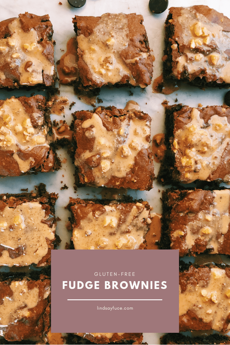 paleo peanut butter brownies