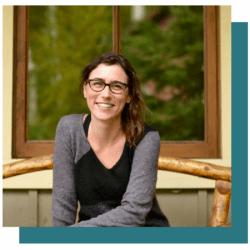 Lindsay Gamester, CNP + Yoga Teacher