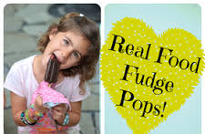 Favourite new recipe. I made these all summer! http://www.100daysofrealfood.com/2013/06/11/recipe-homemade-fudge-pops/