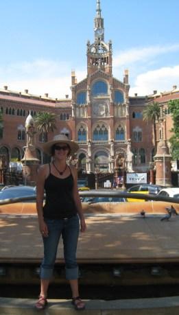 Lindsay Naylor, Barcelona
