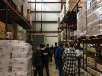 Food Bank of Delaware Site Visit