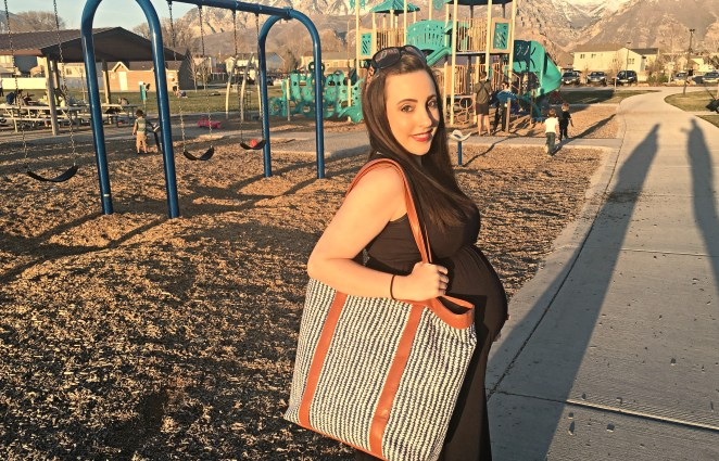 What S In My Eba Totes Diaper Bag Review Giveaway