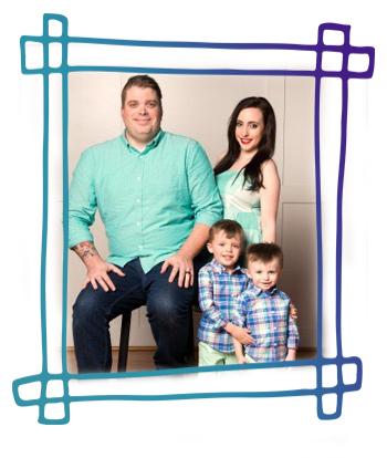 The Satmary Family