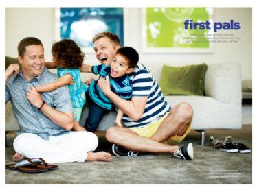 JCPenney's response to critics of the Mother's Day ad for Father's Day 2012