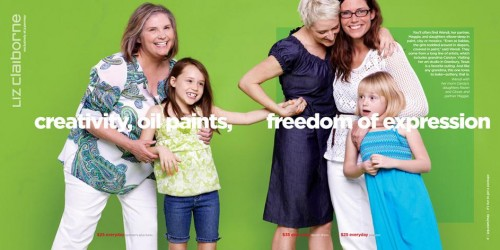 JCPenney Mother's Day 2012