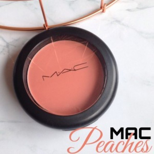 MAC Peaches