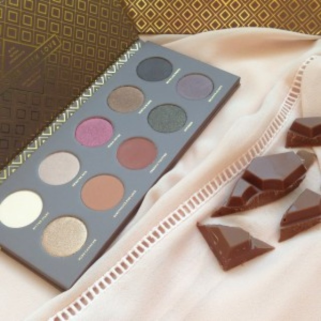 Zoeva Cocoa Blend Eyeshadow Palette
