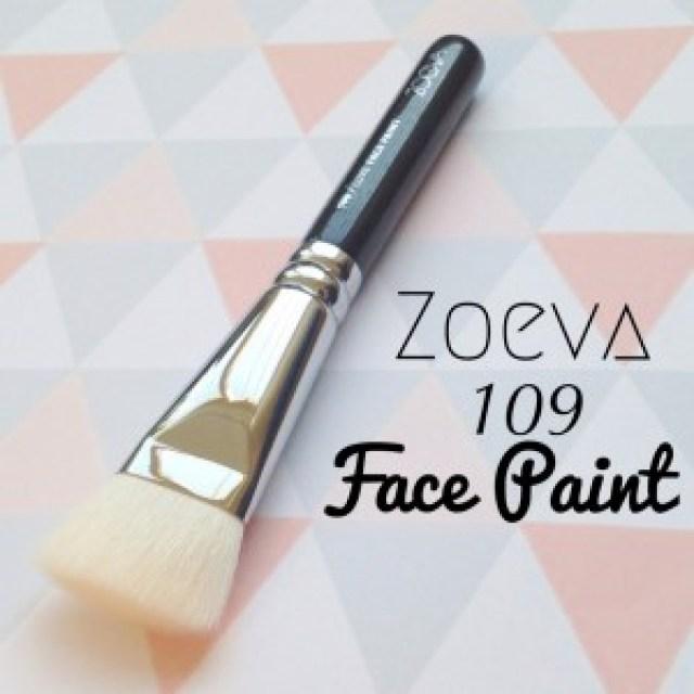 Zoeva 109 Face Paint
