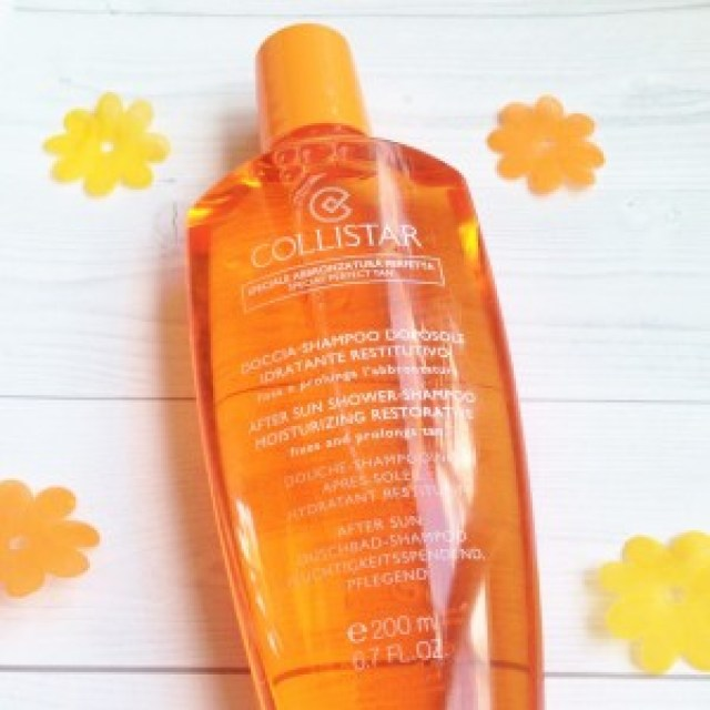 Collistar Aftersun Shower Shampoo