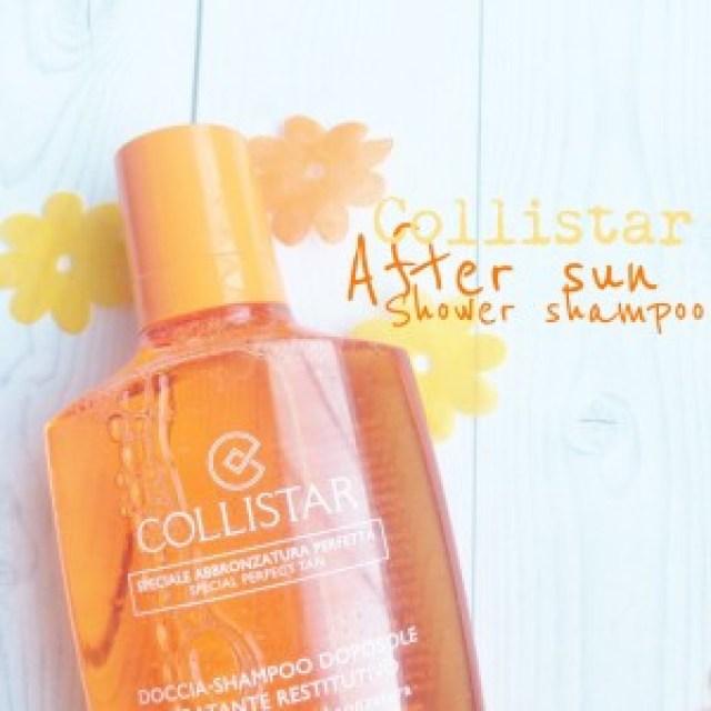 Collistar Aftersun Shower Shampoo
