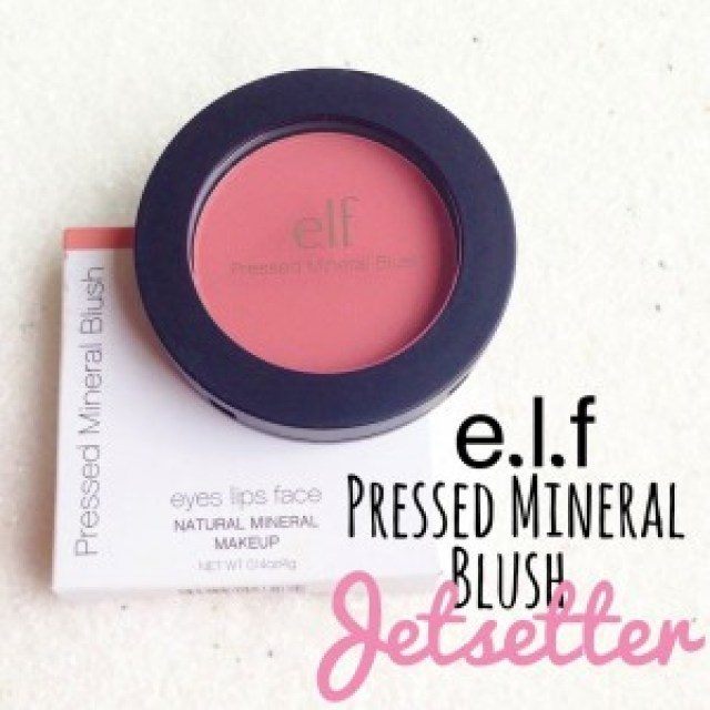 E.L.F. Pressed Mineral Blush