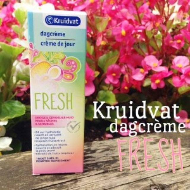 Kruidvat Dagcrème Fresh