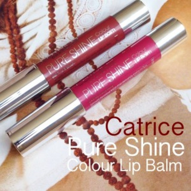 Catrice Pure Shine Colour Lip Balm