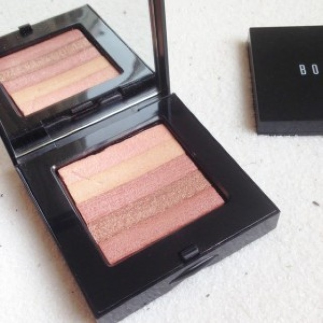 Mijn Bobbi Brown Stash