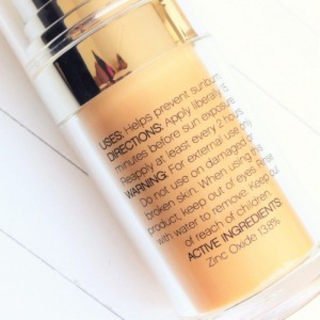 ELF Foundation Serum Medium
