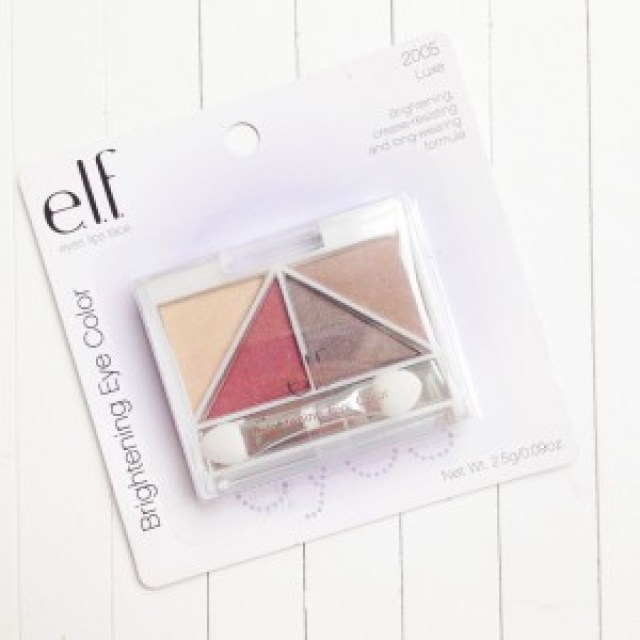 ELF Brightening Eye Color Luxe