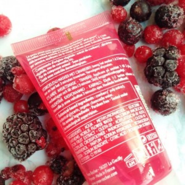 Yves Rocher Cranberry Cooling Effect Mask