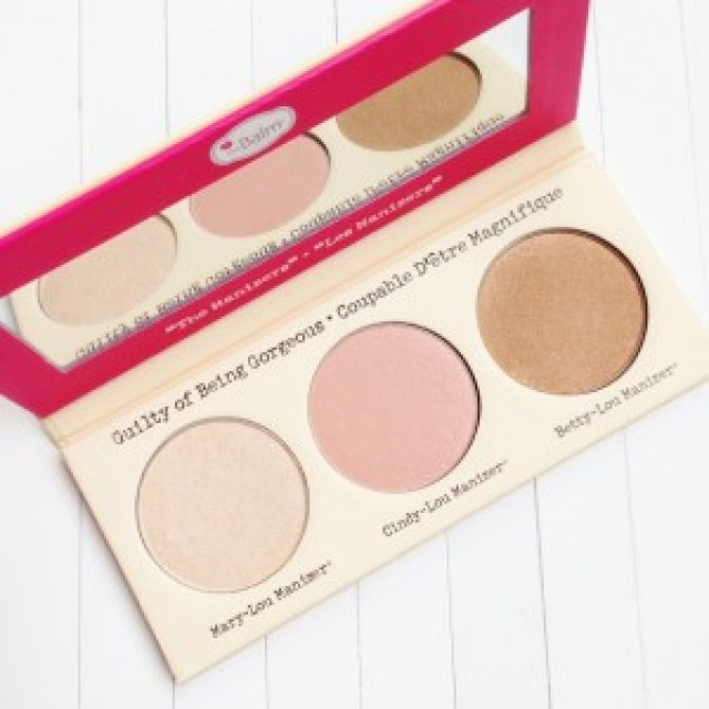 theBalm The Manizer Sisters