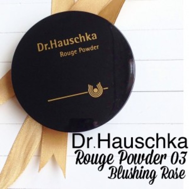 Dr. Hauschka Rouge Powder 03 Blushing Rose