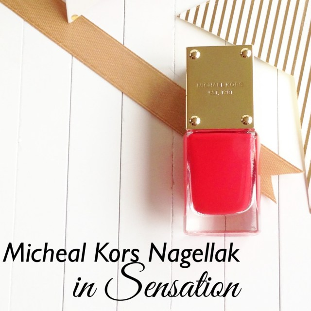 Michael Kors Nagellak in Sensation