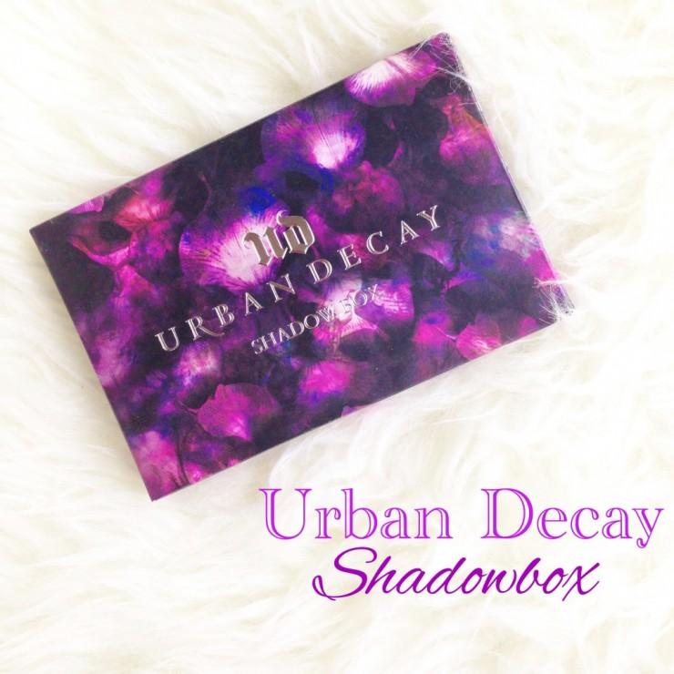 Urban Decay Shadowbox