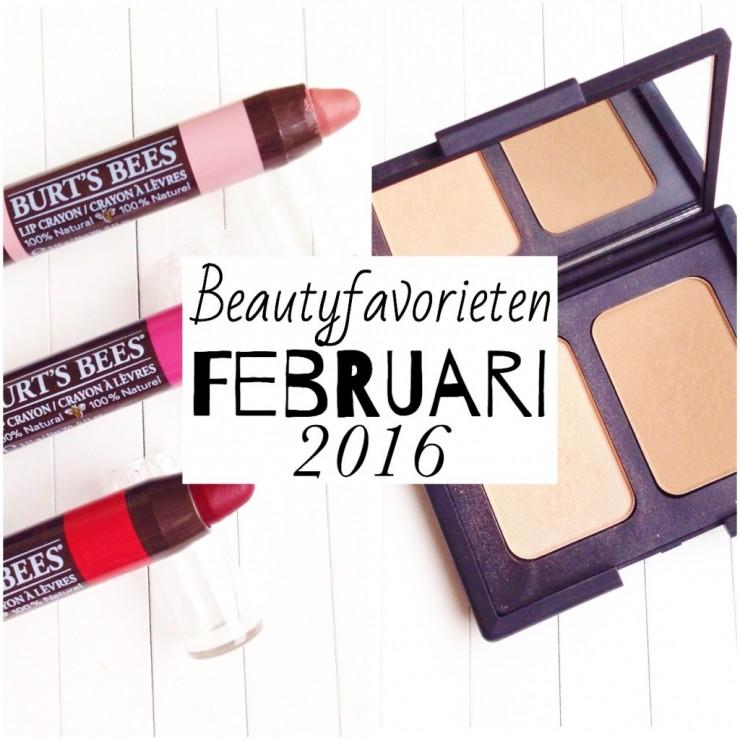 Beautyfavorieten Februari 2016