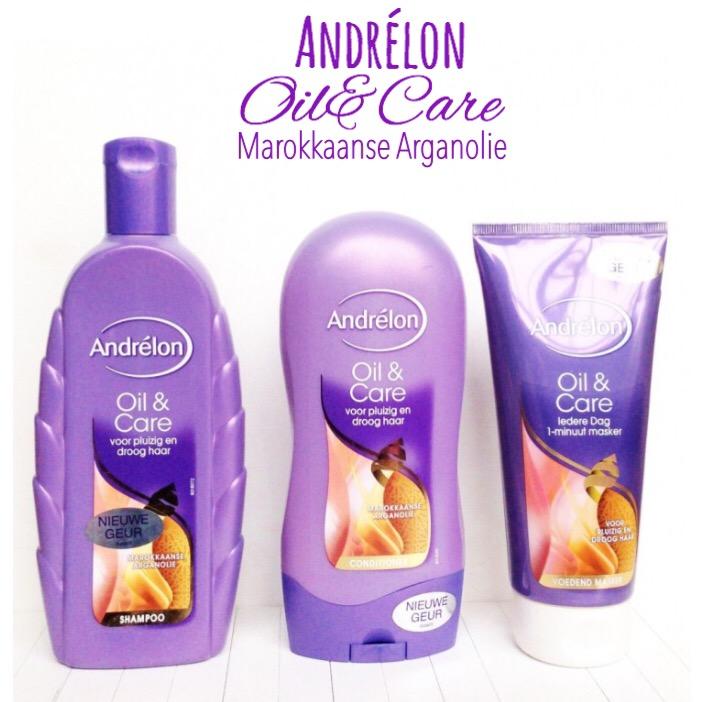 Andrélon Oil&Care MarokkaanseArganolie