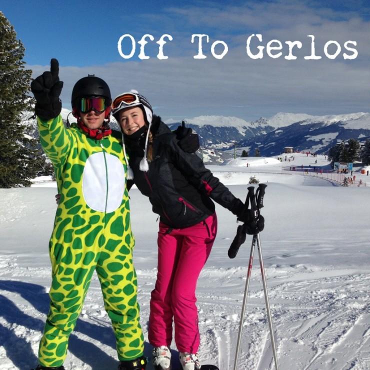 Off to Gerlos