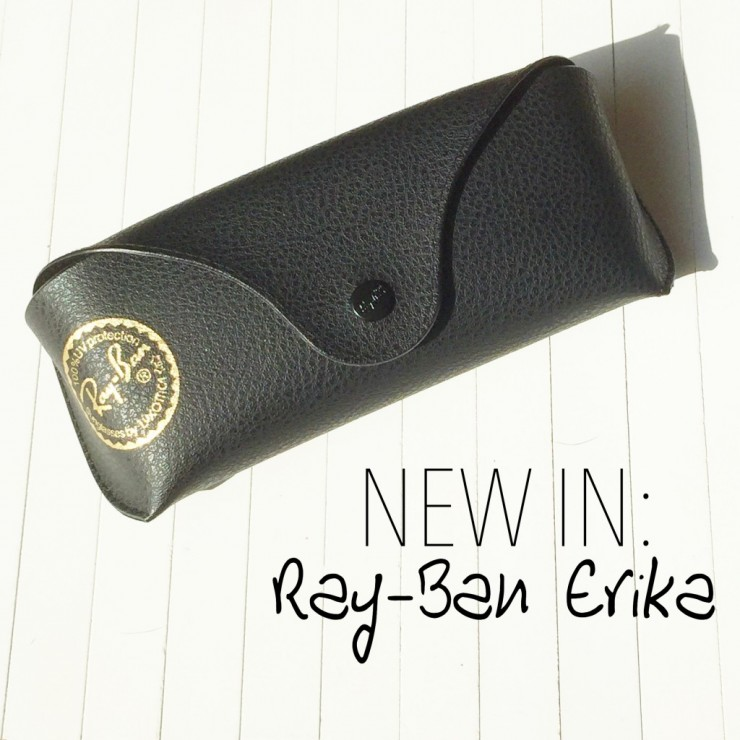 New In: Ray-Ban Erika