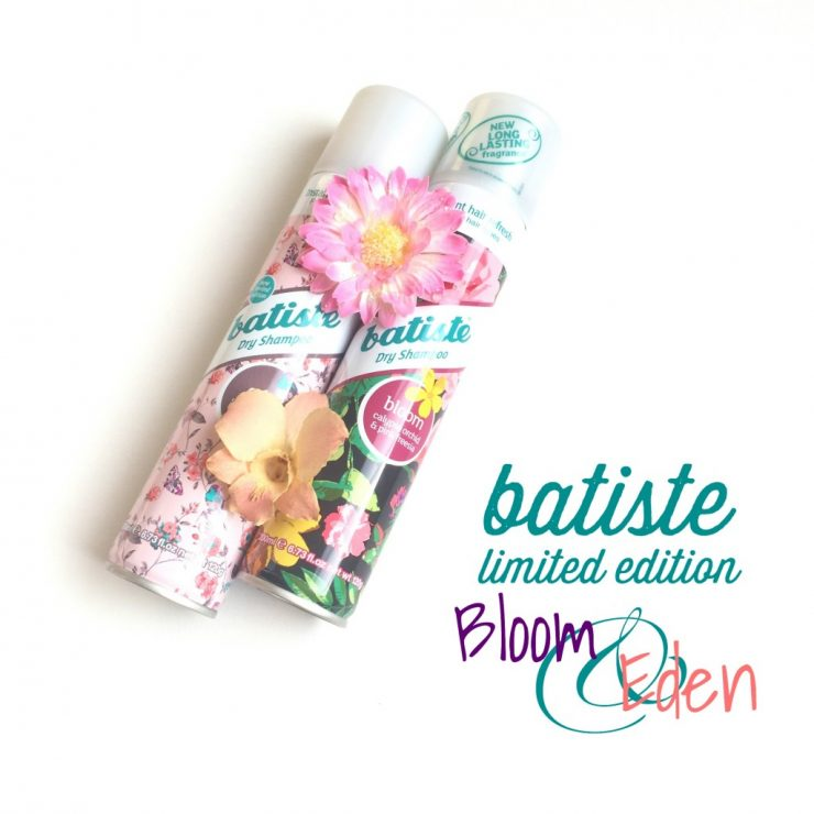 Batiste Limited Edition Bloom en Eden